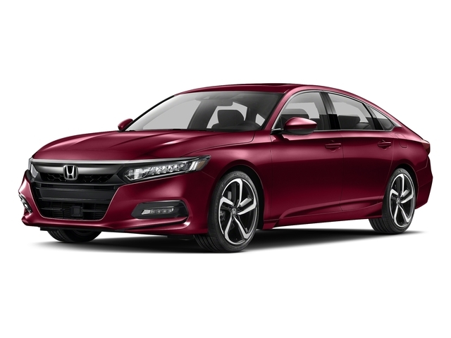2018 Honda Accord Sedan Sport CVT - 17060640 - 1