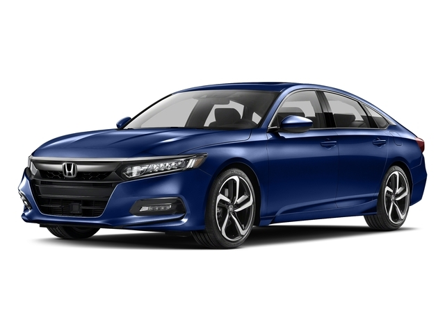 2018 Honda Accord Sedan Sport CVT - 17051423 - 1