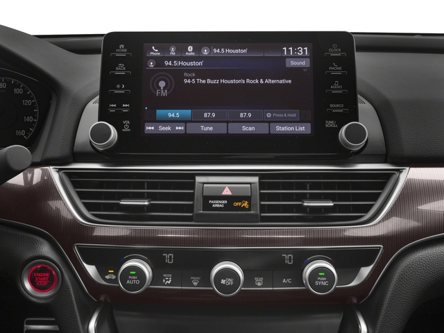 2018 Honda Accord Sedan Sport 2.0T Automatic - 18220942 - 8