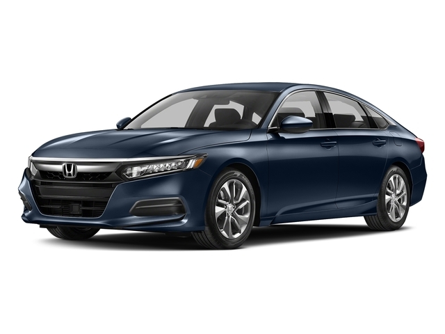 2018 Honda Accord Sedan LX CVT - 17410949 - 1