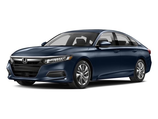 2018 Honda Accord Sedan LX CVT - 17209807 - 1