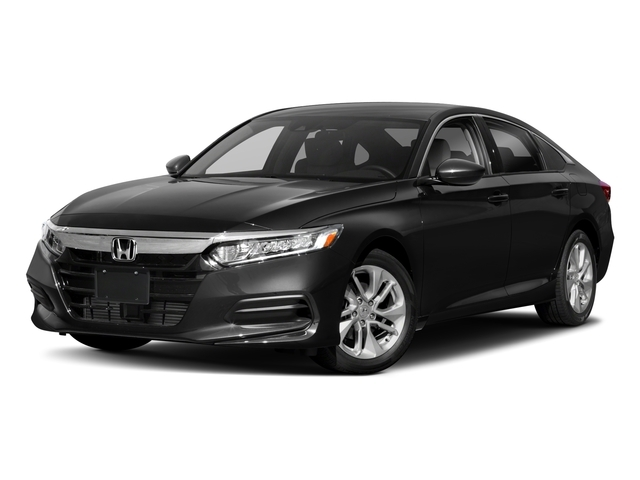 2018 Honda Accord Sedan LX CVT - 17072641 - 1