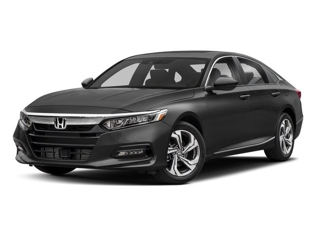 2018 Honda Accord Sedan EX-L CVT - 17120298 - 1