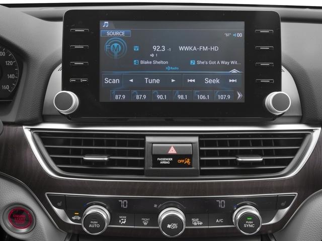 2018 Honda Accord Sedan EX-L Navi CVT - 17491433 - 8