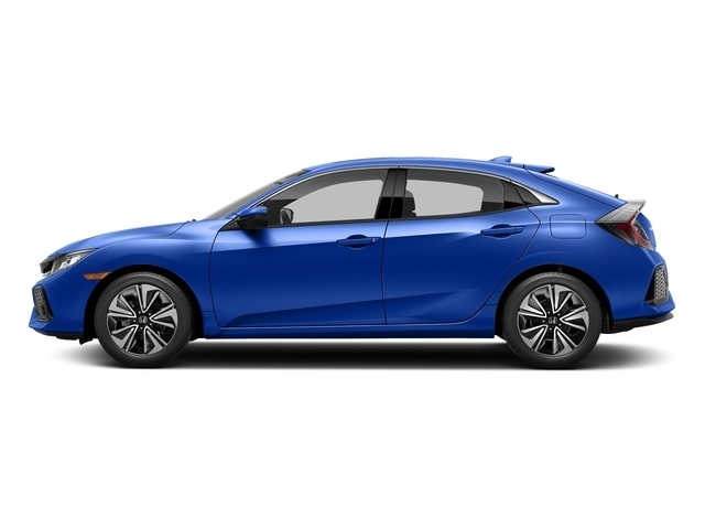 2018 Honda Civic Hatchback EX CVT - 17860003 - 0