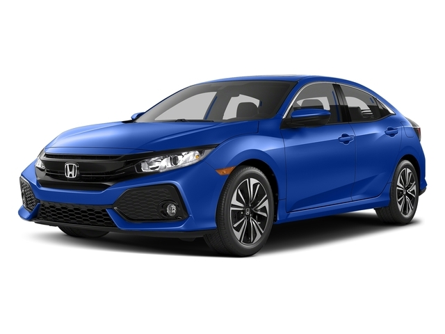 2018 Honda Civic Hatchback EX CVT - 17860003 - 1