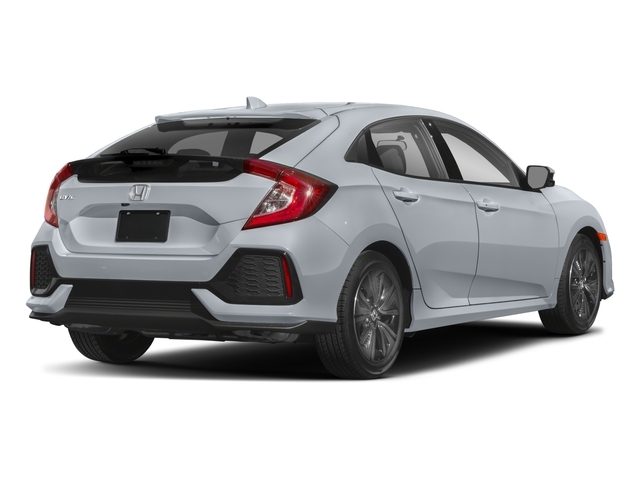 2018 New Honda Civic Hatchback Ex Cvt At Sam Boswell Honda