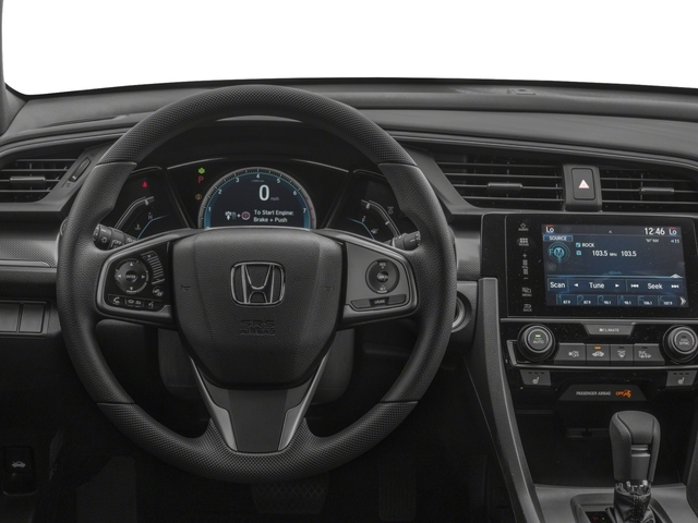 2018 Honda Civic Hatchback Ex Cvt 18387463 5