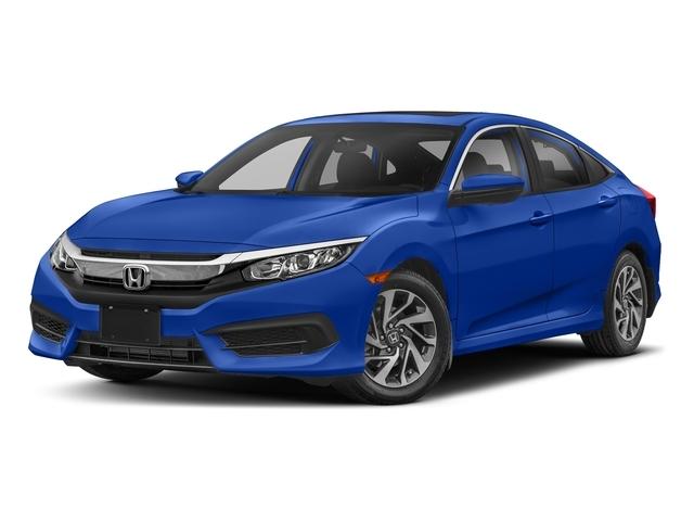 2018 Honda Civic Sedan Ex Cvt Sedan For Sale In El Paso