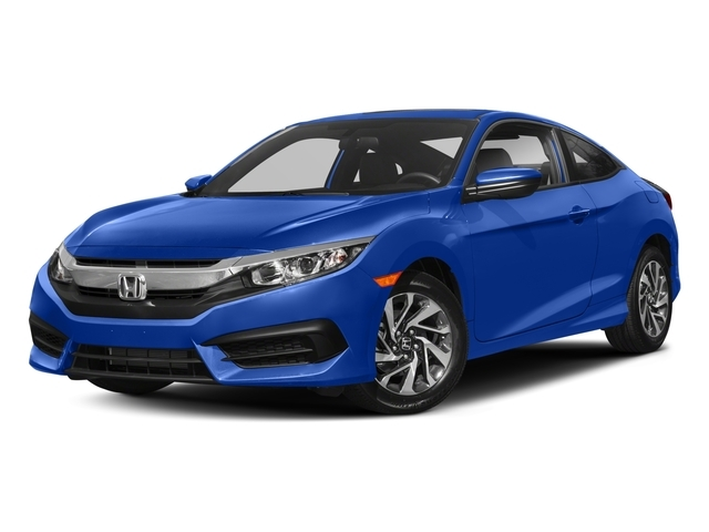 2018 Honda Civic Coupe LX-P CVT - 17353140 - 1