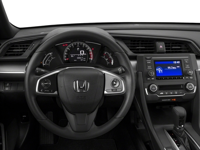 2018 Honda Civic Coupe LX-P CVT - 17353140 - 5