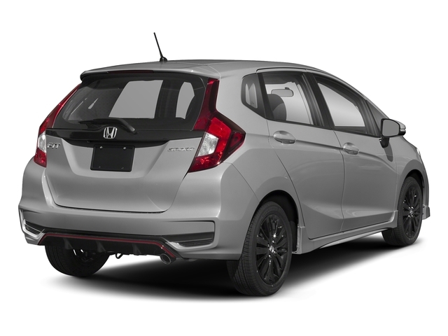 2018 Honda Fit Sport Manual - 17181363 - 2