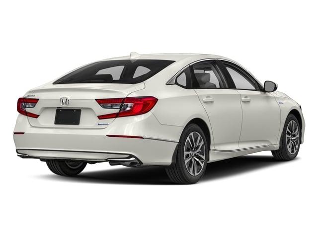 2018 New Honda Accord Hybrid Ex L W Navi Sedan At Honda Of