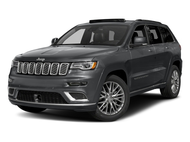 2018 Jeep Grand Cherokee Summit - 17370878 - 1