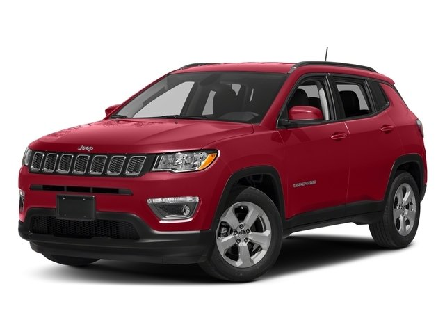 2018 Jeep Compass Latitude 4x4 - 16852259 - 1