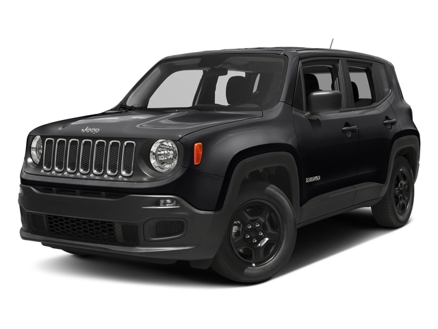 2018 Jeep Renegade Latitude FWD - 17790097 - 1