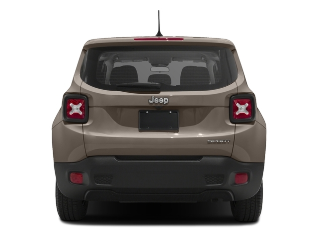 2018 Jeep Renegade Latitude FWD - 17790097 - 4