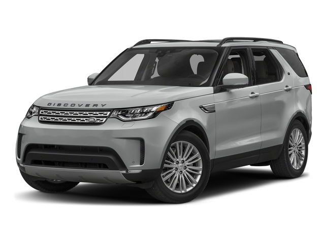 2018 Land Rover Discovery HSE Luxury V6 Supercharged - 18476587 - 1