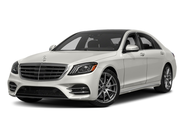 2019 Mercedes-Benz S-Class S 450 4MATIC Sedan - 18545121 - 1