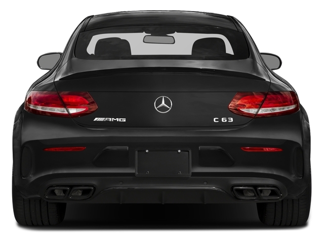 2018 Mercedes-Benz C-Class AMG C 63 Coupe - 16930219 - 4