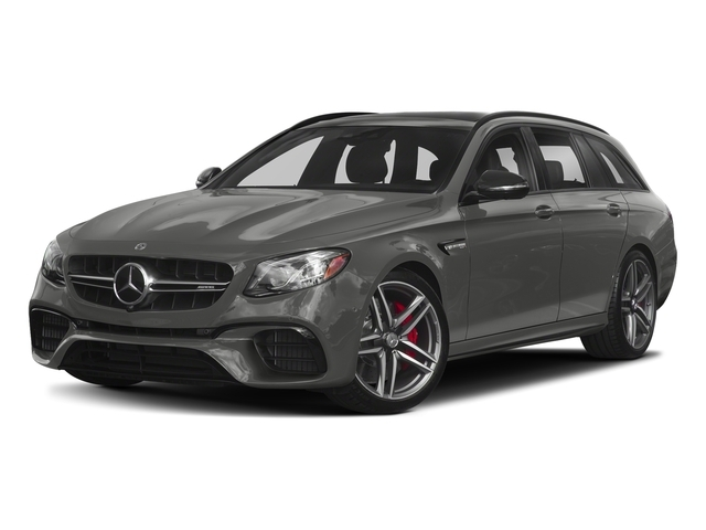 2018 Mercedes-Benz E-Class AMG E 63 S 4MATIC Wagon Sedan  - WDDZH8KB7JA381067 - 1