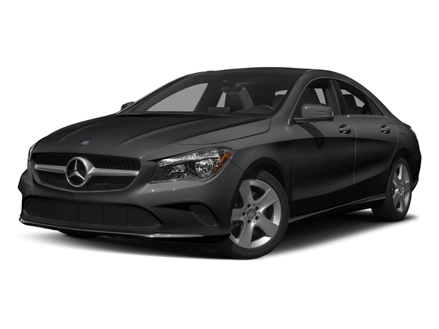 2018 Mercedes-Benz CLA CLA 250 4MATIC Coupe - 17008068 - 1