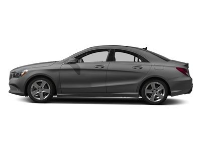2018 Mercedes-Benz CLA - WDDSJ4GB8JN531588