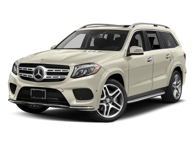 2018 Mercedes-Benz GLS GLS 550 4MATIC SUV - 18560400 - 1