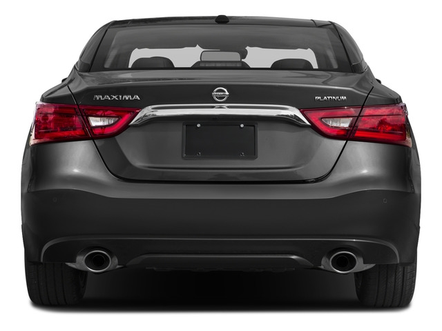 2018 Nissan Maxima Platinum 3.5L - 18536687 - 4