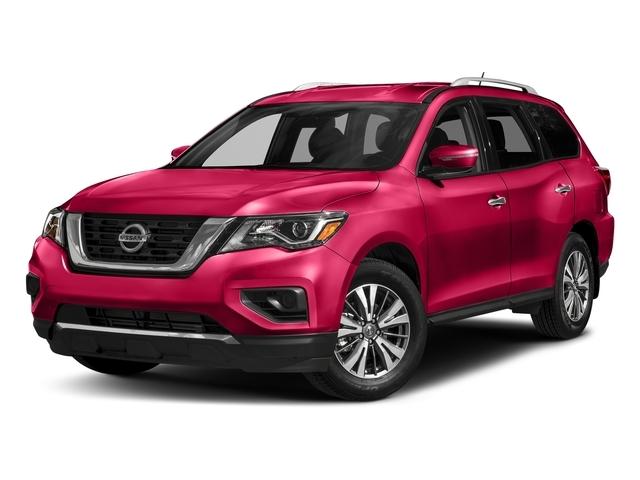 2018 Nissan Pathfinder 4x4 S - 18824054 - 1