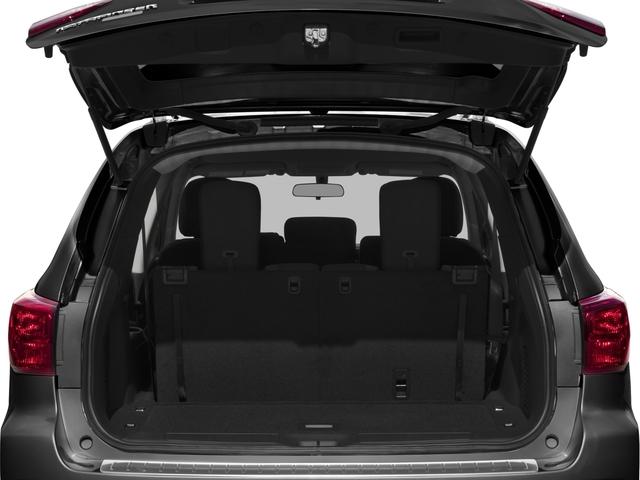 2018 Nissan Pathfinder 4x4 S - 17111773 - 10
