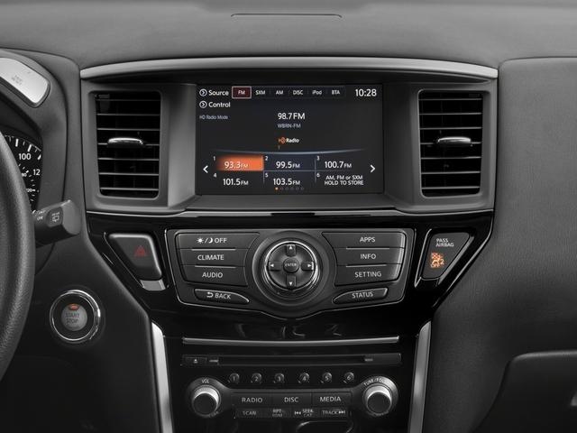 2018 Nissan Pathfinder 4x4 S - 17111773 - 8