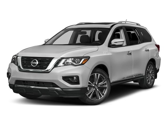 2018 Nissan Pathfinder 4x4 Platinum - 17349117 - 1