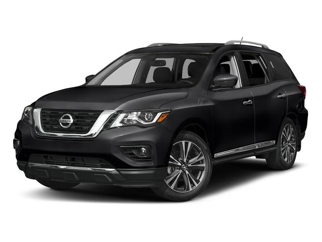 2018 Nissan Pathfinder 4x4 Platinum - 17302375 - 1