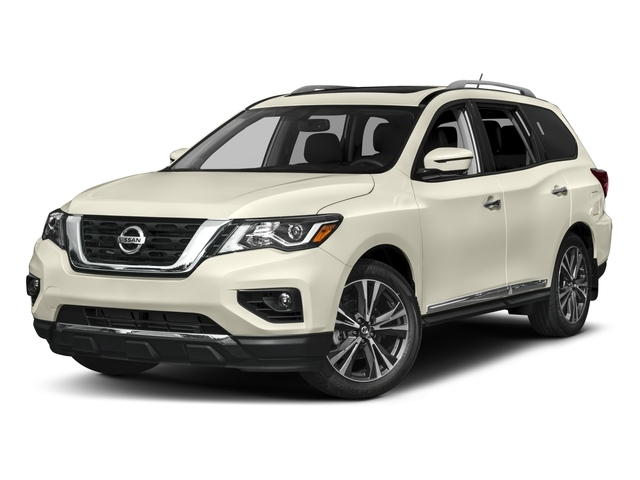 2018 Nissan Pathfinder 4x4 Platinum - 17318111 - 1