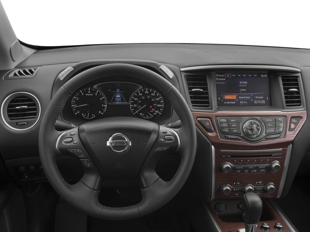 2018 Nissan Pathfinder 4x4 Platinum - 17318111 - 5