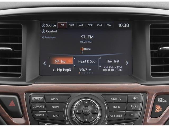 2018 Nissan Pathfinder 4x4 Platinum - 17318111 - 8