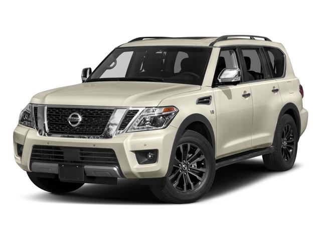 2018 Nissan Armada 4x4 Platinum - 17233111 - 1