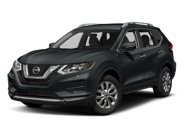 2018 Nissan Rogue AWD S - 17062664 - 1