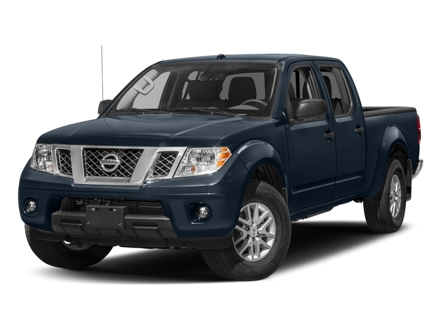 2018 Nissan Frontier Crew Cab 4x4 SV V6 Automatic - 17258856 - 1