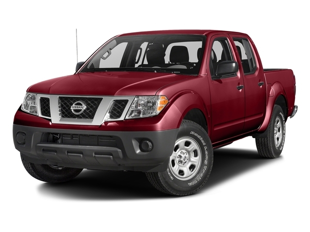 2018 Nissan Frontier Crew Cab 4x4 S Automatic - 17111815 - 1
