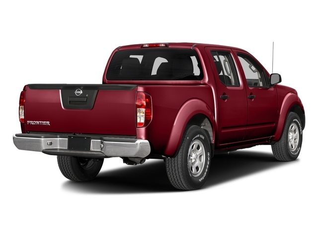 2018 nissan frontier crew cab 4x4 s automatic truck crew. Black Bedroom Furniture Sets. Home Design Ideas