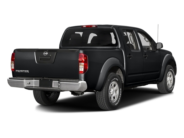 2018 Nissan Frontier Crew Cab 4x4 S Automatic - 17111883 - 2