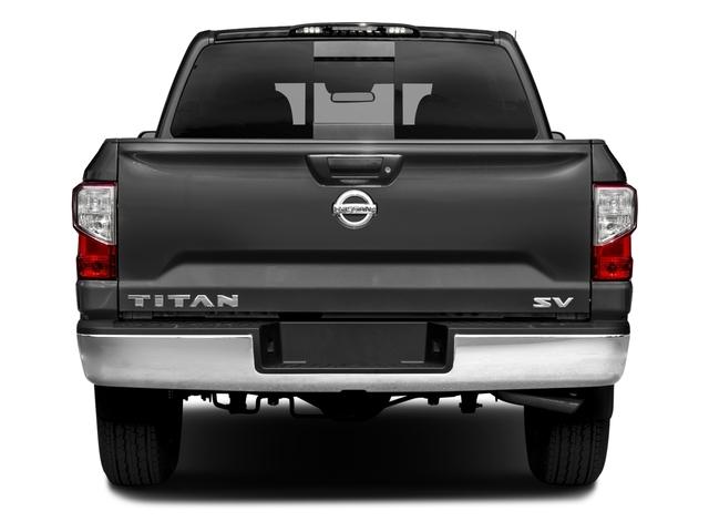 2018 Nissan Titan 4x4 Crew Cab SV - 17221241 - 4