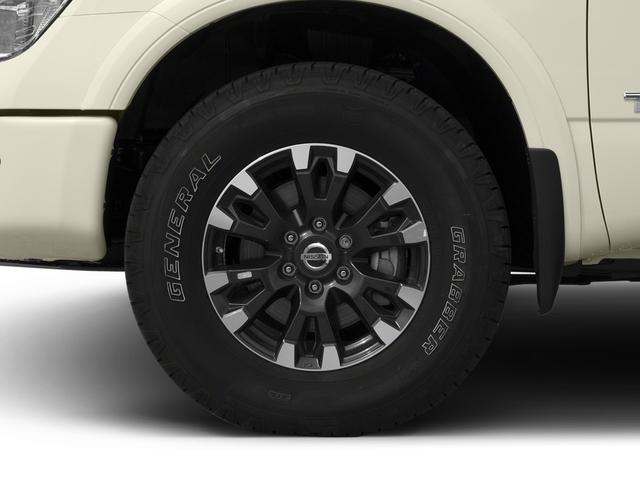 2018 Nissan Titan 4x4 Crew Cab PRO-4X - 17514404 - 9