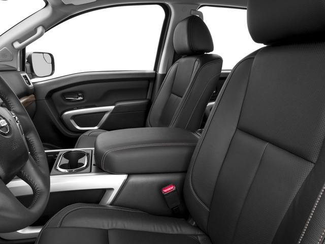 2018 Nissan Titan 4x4 Crew Cab SL - 17271698 - 7