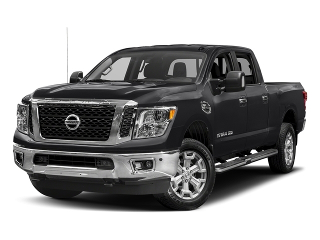 2018 nissan titan xd 4x4 diesel crew cab sv truck crew cab standard bed for sale in mission ks. Black Bedroom Furniture Sets. Home Design Ideas