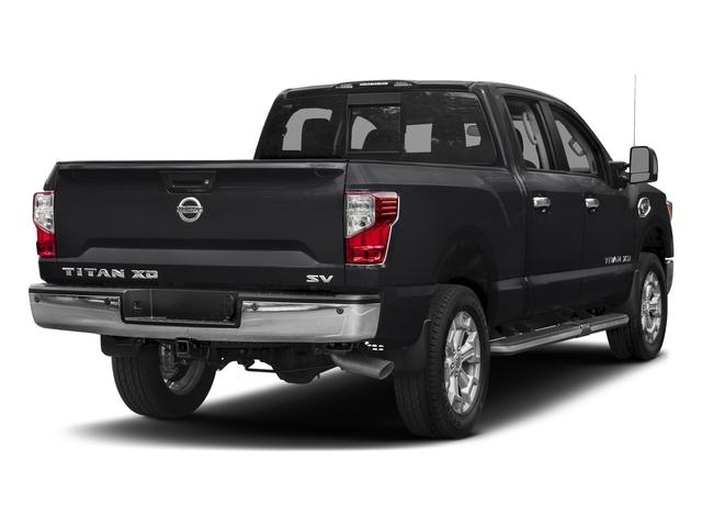 2018 Nissan Titan XD 4x4 Gas Crew Cab SV - 17340278 - 2