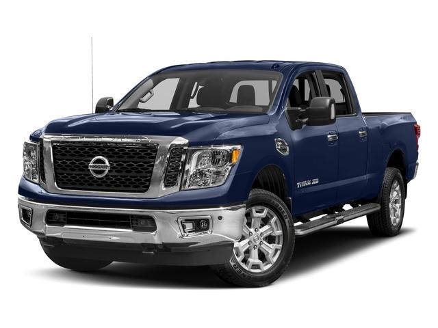 2018 Nissan Titan XD 4x4 Diesel Crew Cab SV - 17271695 - 1