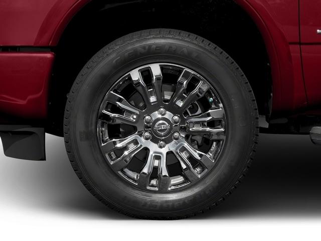 2018 Nissan Titan XD 4x4 Diesel Crew Cab Platinum Reserve - 17519961 - 9